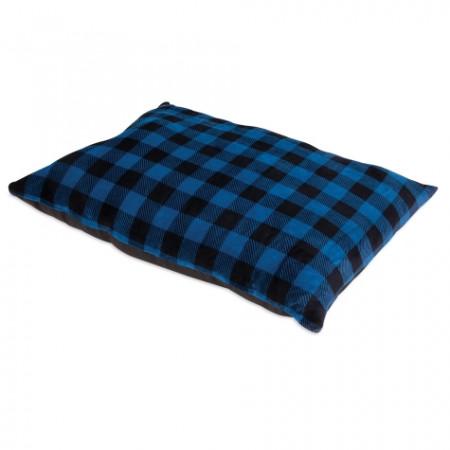 Aspen Pet Buffalo Plaid Pet Pillow Bed Assorted Colors alternate img #1