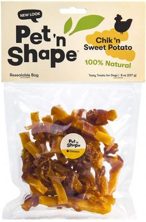 Pet 'n Shape Chik 'n Sweet Potato Dog Treats alternate img #1
