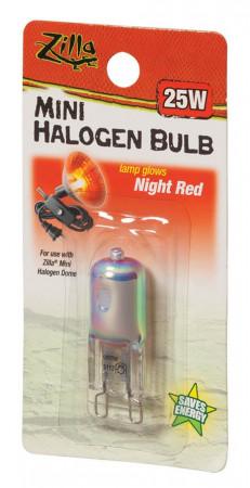 Zilla Mini Halogen Bulb - Night Red alternate img #1