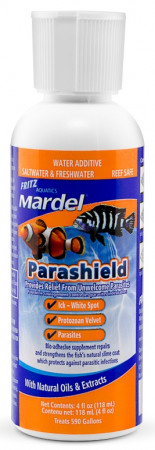Mardel Parashield Aquarium Parasite Remedy alternate img #1