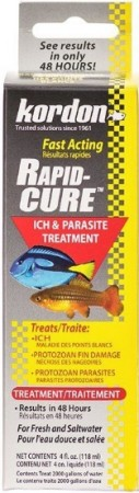 Kordon Rapid Cure Ich & Parasite Treatment alternate img #1