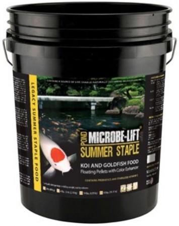 Microbe Lift Legacy Koi and Goldfish Summer Staple Food alternate img #1