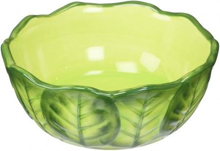 Kaytee Vege-T-Bowl Cabbage Medium Food Dish alternate img #3
