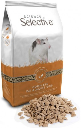 Supreme Science Selective Complete Rat & Mouse Food alternate img #2