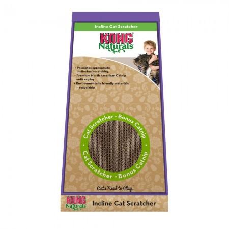 KONG Naturals Incline Cat Scratcher alternate img #1