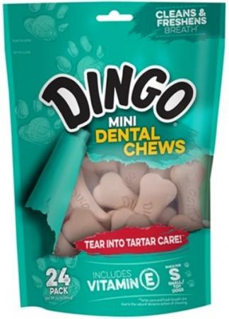 Dingo Dental Chews - Mini alternate img #1