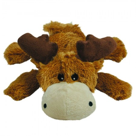 KONG Cozie Marvin the Moose Dog Toy alternate img #2