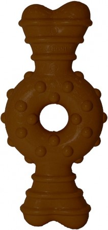 Nylabone Dura Chew Power Chew Flavor Medley Textured Ring Bone - Petite alternate img #3