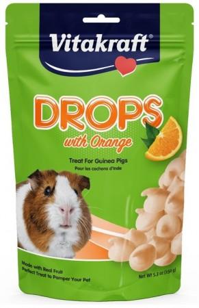 Vitakraft Drops with Orange for Guinea Pigs alternate img #1