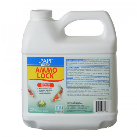 API Ammo Lock Ammonia Detoxifier for Ponds alternate img #1