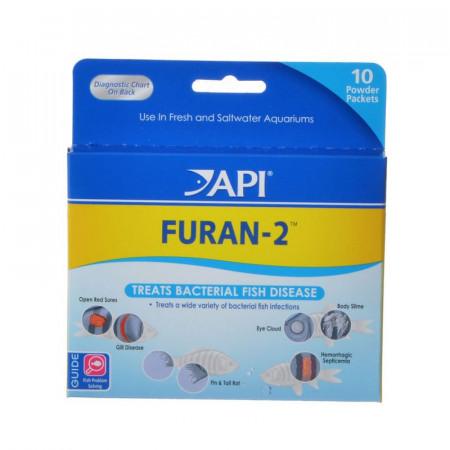 API Furan-2 Anti-Bacterial Fish Medication Powder alternate img #1