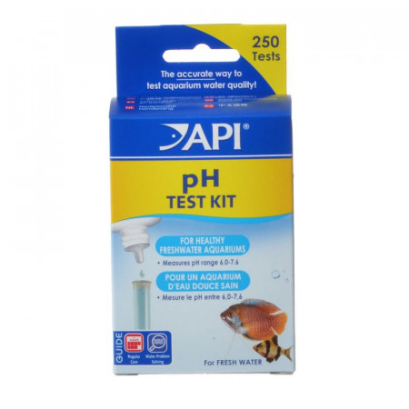 API pH Test Kit for Freshwater Aquariums alternate img #1