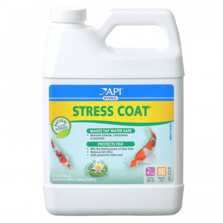API Pond Stress Coat Water Conditioner alternate img #1