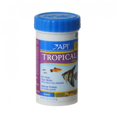 API Tropical Premium Flakes for Community Fish alternate img #1
