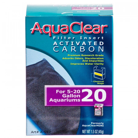 AquaClear Filter Insert Activated Carbon alternate img #1