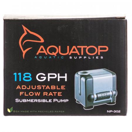 Aquatop Adjustable Flow Rate Submersible Pump alternate img #1