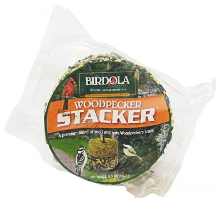 Birdola Woodpecker Stacker Cake alternate img #1