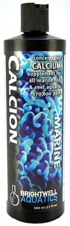 Brightwell Aquatics Calcion Liquid Reef Supplement alternate img #1