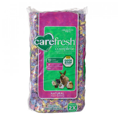 Carefresh Complete Natural Paper Bedding for Small Pets - Confetti alternate img #1