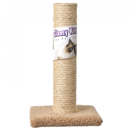 North American Classy Kitty Cat Scratching Post - Sisal alternate img #1