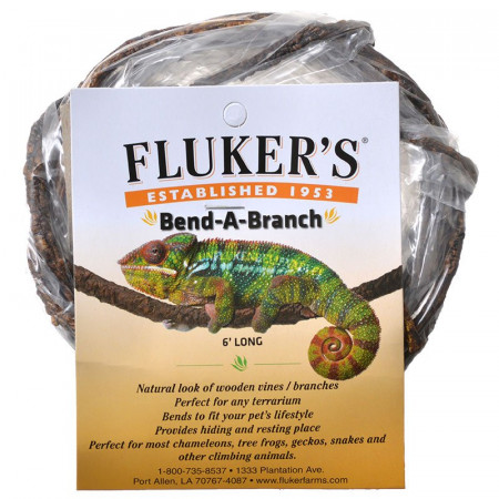 Flukers Bend-A-Branch Terrarium Decoration alternate img #1