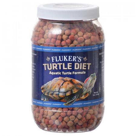 Flukers Turtle Diet for Aquatic Turtles alternate img #1