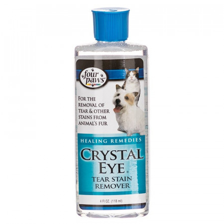 Four Paws Crystal Eye Tear Stain Remover alternate img #1