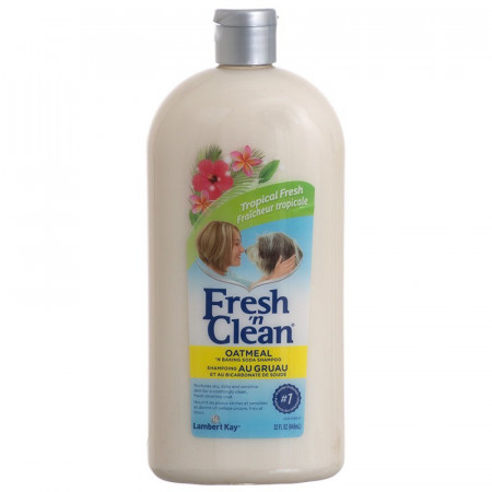 Fresh 'n Clean Oatmeal 'n Baking Soda Shampoo - Tropical Scent alternate img #1