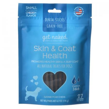 Get Naked Skin & Coat Health Dental Sticks - Small alternate img #1
