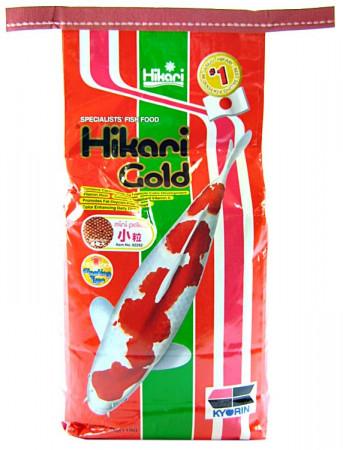Hikari Gold Floating Mini Pellet Koi Food alternate img #1
