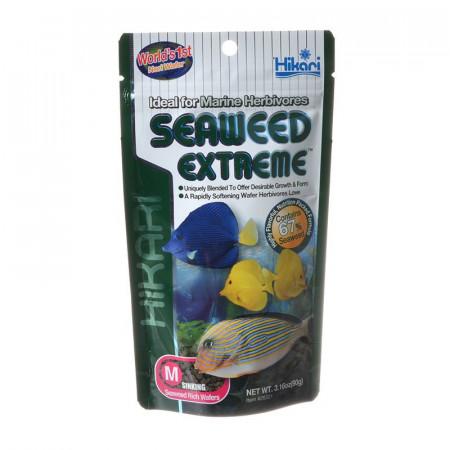 Hikari Seaweed Extreme Sinking Medium Wafer Food alternate img #1