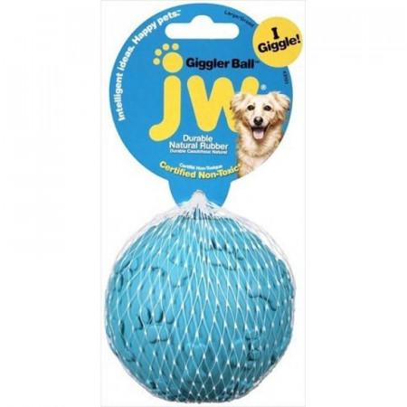 JW Pet Giggler Ball - Assorted Colors alternate img #1