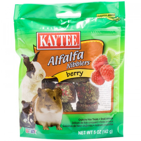 Kaytee Alfalfa Nibblers - Berry alternate img #1