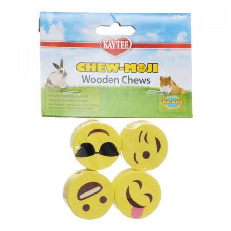 Kaytee Chew-Moji Wooden Chews alternate img #1