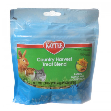 Kaytee Fiesta Country Harvest Treat Blend - Rabbit, Guinea Pig and Chinchilla alternate img #1