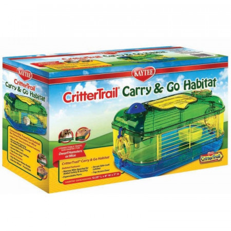 Kaytee CritterTrail Carry & Go Habitat (Mini 1) alternate img #1