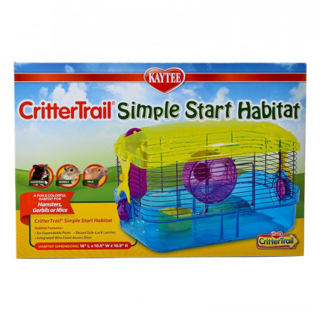 Kaytee CritterTrail Simple Start Habitat alternate img #1