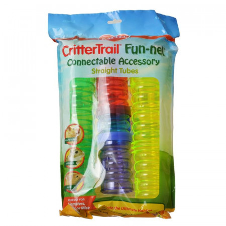 Kaytee CritterTrail Tubes Value Pack alternate img #1