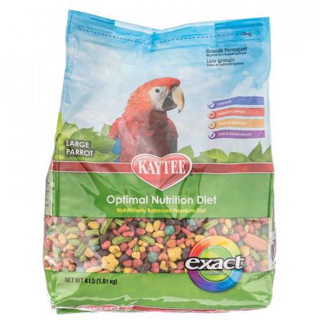 Kaytee Exact Rainbow Optimal Nutrition Diet - Large Parrot alternate img #1