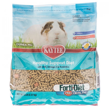 Kaytee Forti Diet Pro Health Healthy Support Diet - Guinea Pig alternate img #1