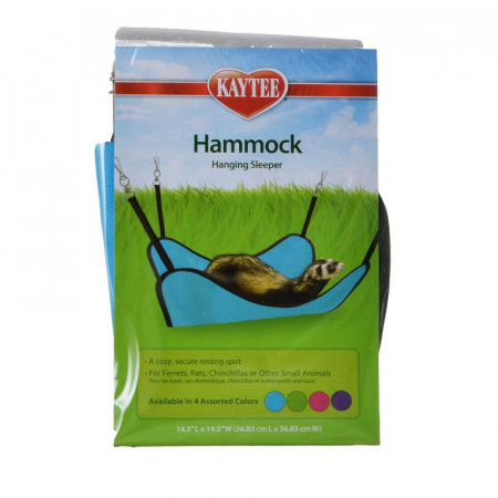 Kaytee Hammock Hanging Sleeper for Small Pets alternate img #1