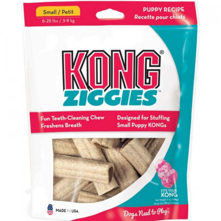 KONG Puppy Ziggies - Small alternate img #1