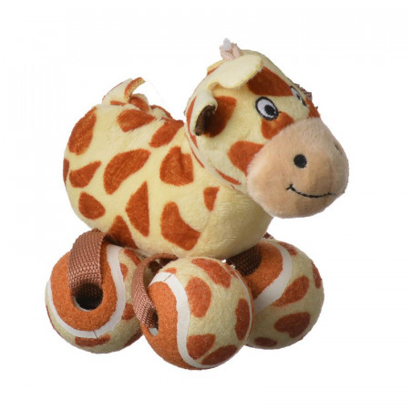 KONG TenniShoes Dog Toy - Giraffe alternate img #1