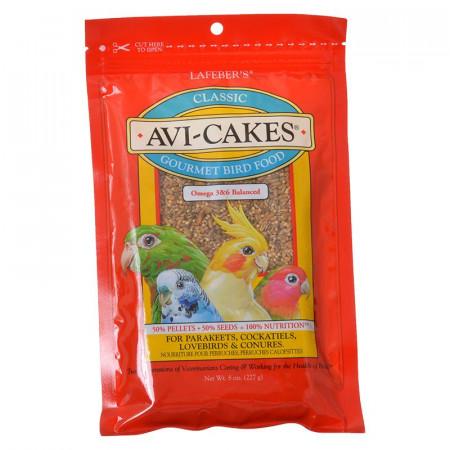 Lafeber Classic Avi-Cakes - Gourmet Parakeet, Cockatiel & Conure Food alternate img #1