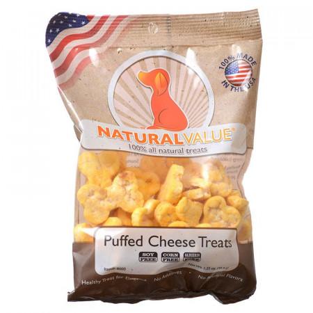 Loving Pets Natural Value Puffed Cheese Treats alternate img #1