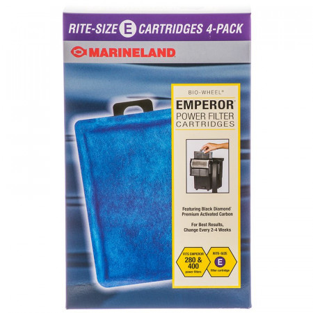 Marineland Rite-Size E Cartridge - (Emperor 280 & 400) alternate img #1