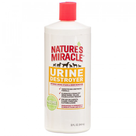 Nature's Miracle Urine Destroyer alternate img #1