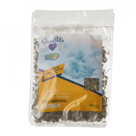 OurPets Cosmic Catnip 100% Natural Catnip Bag alternate img #1