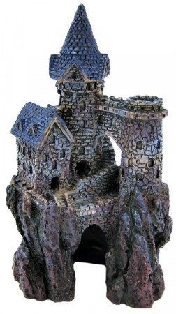 Penn Plax Magical Castle Aquarium Ornament alternate img #1