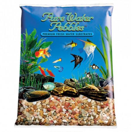 Pure Water Pebbles Aquarium Gravel - Cumberland River Gems alternate img #1